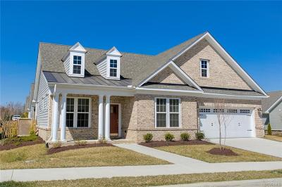 Chesterfield County Condo/Townhouse For Sale: 6806 Southwalk Heights