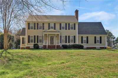 Chesterfield Single Family Home For Sale: 9424 Springhouse Drive