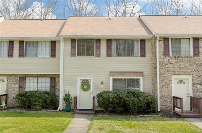 Henrico Condo/Townhouse For Sale: 10954 Greenaire Place