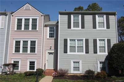 Henrico Condo/Townhouse For Sale: 11602 Timberly Waye