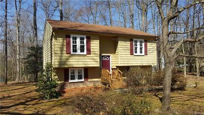 Chester Single Family Home For Sale: 8102 Kempwood Drive