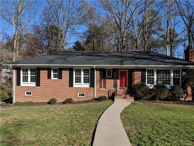 Henrico County Single Family Home For Sale: 1303 Waltham Court