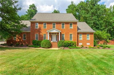 Henrico Single Family Home For Sale: 9608 Gaslight Place