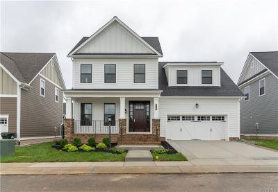 Henrico County Condo/Townhouse For Sale: 2481 Gold Leaf Circle #10