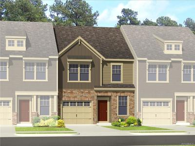 Hanover County Condo/Townhouse For Sale: Lot 26 Honeybee Drive #26