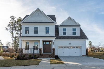 Henrico County Condo/Townhouse For Sale: 2460 Gold Leaf Circle #35