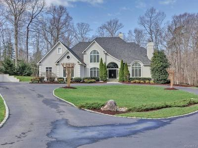 Midlothian Single Family Home For Sale: 3808 Solebury Place