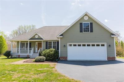 Chester Single Family Home For Sale: 11519 Parrish Creek Lane