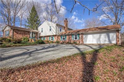 Powhatan County Single Family Home For Sale: 1655 May Way Drive