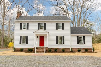 Chesterfield County Single Family Home For Sale: 4706 Kyloe Lane