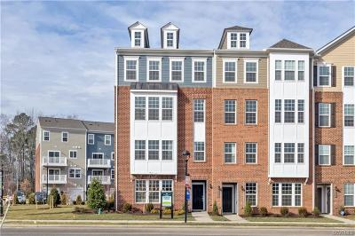 Henrico Condo/Townhouse For Sale: 4334 Bon Secours Parkway #B
