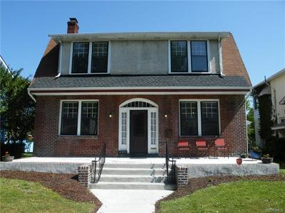 Richmond Single Family Home For Sale: 620 Overbrook Road