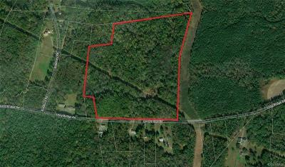 Henrico Land For Sale: 4900 Long Bridge Road