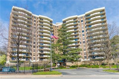 Richmond Condo/Townhouse For Sale: 2956 Hathaway Road #U708