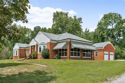 Hanover County Single Family Home For Sale: 5471 Turkey Hill Trail