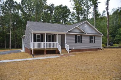 Bumpass Single Family Home For Sale: 684 Signboard Road