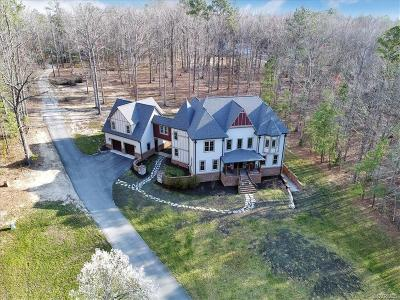 Single Family Home For Sale: 18500 Genito Road