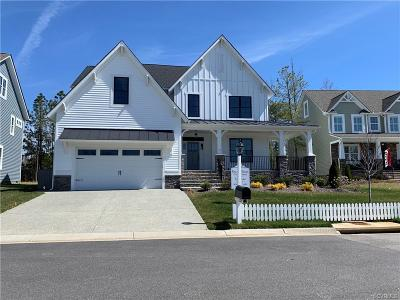Chesterfield County Single Family Home For Sale: 3731 Graythorne Drive