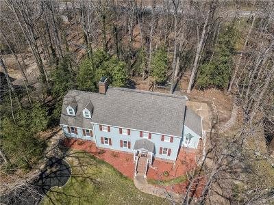 Dinwiddie Single Family Home For Sale: 5907 Moss Creek Road