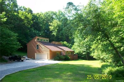 Henrico Single Family Home For Sale: 5950 White Oak Road