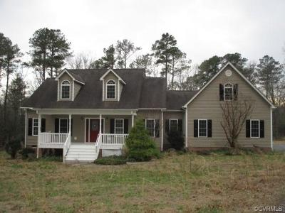 Single Family Home Pending: 4789 Tatum Road