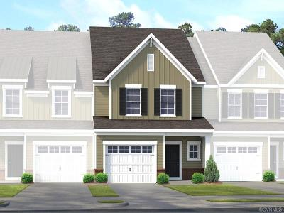 Chesterfield County Condo/Townhouse For Sale: 6961 Desert Candle Drive #12 G