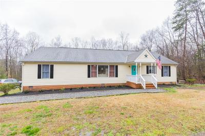 Goochland Single Family Home For Sale: 2309 Stanwood Drive