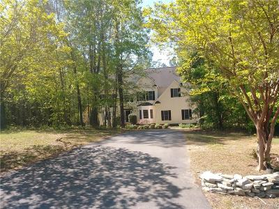 Goochland Single Family Home For Sale: 3002 Willow Trace Lane