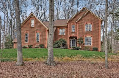 Chesterfield County Single Family Home For Sale: 14500 Gildenborough Drive