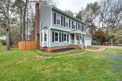 Henrico County Single Family Home For Sale: 4650 Fort McHenry Parkway