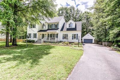 Glen Allen Single Family Home For Sale: 3039 Hunting Hollow Road