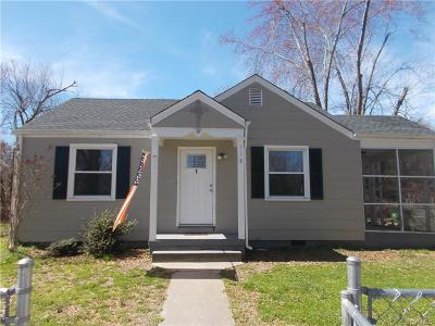 Richmond Single Family Home For Sale: 918 Hill Top Drive