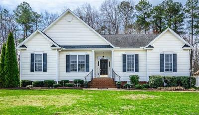 Henrico County Single Family Home For Sale: 3837 Mill Place Drive