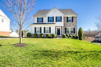 Glen Allen Single Family Home For Sale: 11446 Old Mountain Road