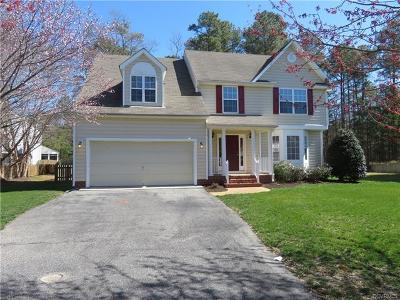 Hanover County Single Family Home For Sale: 10350 Althea Bend Court