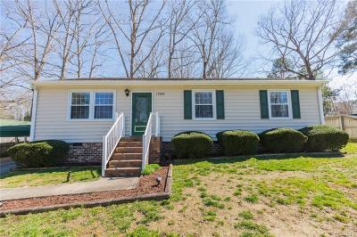 Chesterfield County Single Family Home For Sale: 11208 Great Branch Drive