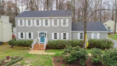 Chesterfield County Single Family Home For Sale: 4210 Olde Liberty Road