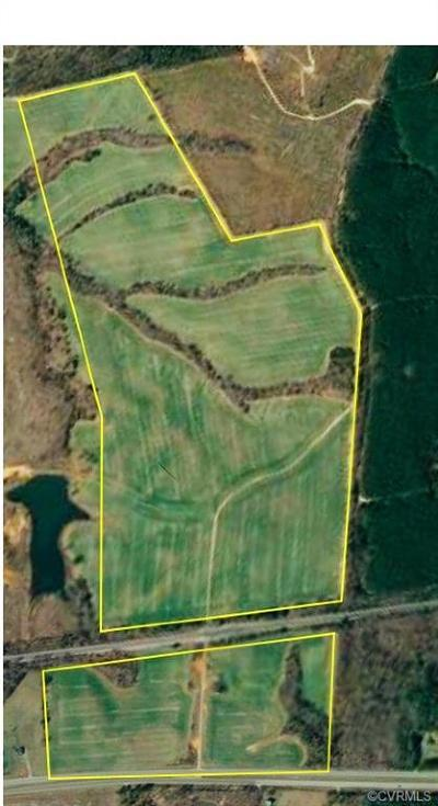 Land For Sale: 10622 Cox Road