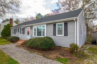 Henrico County Single Family Home For Sale: 2412 Lauderdale Drive