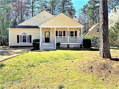 Chesterfield Single Family Home For Sale: 7507 Northford Lane