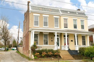 Richmond Single Family Home For Sale: 107 N Thompson Street