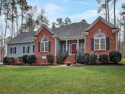 Chesterfield County Single Family Home For Sale: 8227 Macandrew Court