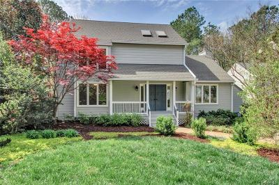 Midlothian Single Family Home For Sale: 14205 Regatta Pointe Road