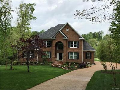 Chesterfield Single Family Home For Sale: 7812 Duntrune Drive