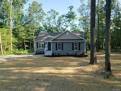 South Chesterfield Single Family Home For Sale: 9202 Hunters Trail Road