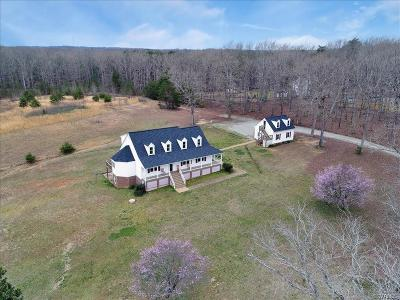Powhatan Single Family Home For Sale: 2744 Red Lane Road