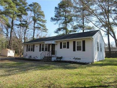 Henrico County Single Family Home For Sale: 499 York Avenue