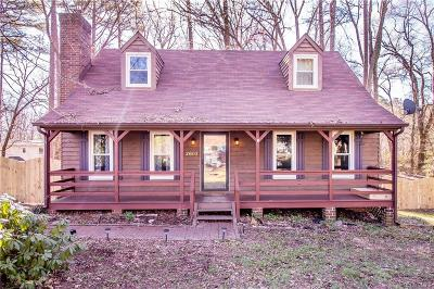 Chesterfield County Single Family Home For Sale: 2603 Cropper Circle