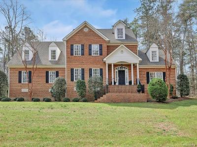 Glen Allen Single Family Home For Sale: 15391 Harlow Farm Way