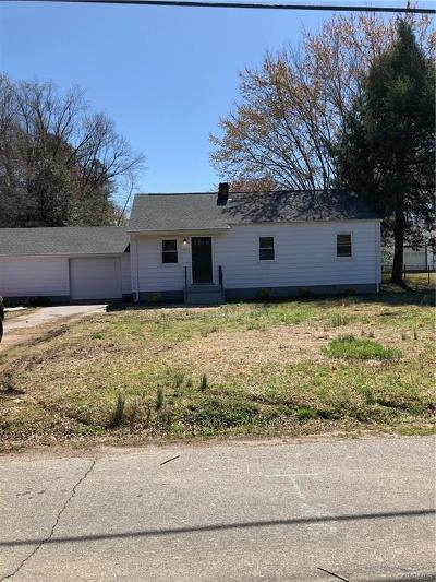 Chesterfield County Single Family Home For Sale: 4017 Bellbrook Drive